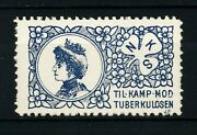 Norway . 1907/1952 Christmas Seal Nks 2 Queen Maud . Mint Never Hinged Date