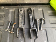 Kenworth Peterbilt Tow Hooks And Tow Pins A20-6014 With Both Retainer Pins