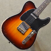 Fender Jason Isbell Custom Tl Rosewood 3 Color Chocolate Burst