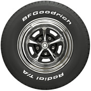 5797650 Bf Goodrich Radial T/a | White Letter | 215/70r15