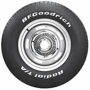 6299800 Bf Goodrich Radial T/a | White Letter | 235/70r15