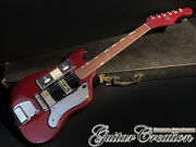 Teisco Ss-2l Red 1965 End Of The World Nakajin Spec 3.21kg