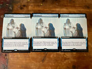 3x Extended Art Mirrormade Nm Normal English Throne Of Eldraine Tracked Shipping