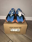 Yeezy Boost 700 Bright Blue Size 14