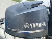 Yamaha 90 Hp 4-stroke Cowl Cowling Hood Top Cover 6d8-42610-40-00