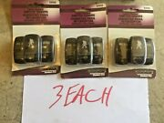 Carling/ Contra V-series Switch Covers 3 Packages = 9 Switch Actuators