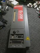 Emerson En-208-00-000. Emerson Pn 960501-05. Servo Drive. Used. As Pictured