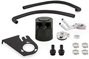 Mishimoto Mishimoto Mmbcc-f2d-11be Black Ford 6.7l Powerstroke Oil Catch Can