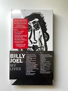 Billy Joel My Lives Cd/dvd Collectible Boxset 5 Disc 79 Songs + Dvd C5k 93520