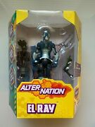 Alter Nation 6 Inch Phase 1 Action Figure - El Ray New Boxed