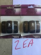 Carling/ Contra V-series Switch Covers 2 Packages = 6 Switch Actuators