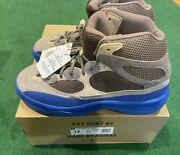 Adidas Yeezy Desert Boot Taupe Blue Gy0374 Size 13 New In Box // Ready To Ship