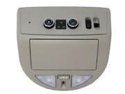 Nissan Front Windshield Overhead Console Map Light Lamp 26430-zq63a