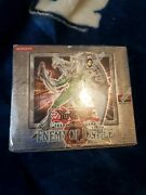 Yugioh Enemy Of Justice 1st Edition Sealed Booster Box Hobby Box Rare