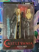 Castlevania Alucard Action Figure Brand New Sealed Netflix Collectable Series