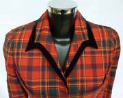 Rare Auth Iconic Vintage Jacket Thierry Mugler Size 38 Fr 42 It