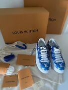 Louis Vuitton Eacale Time Out Sneakers 38 New Sold Out
