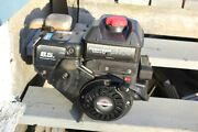 Briggs And Stratton 8.5 Hp Engine Snow Blower W Pulley / Electric Start Craftsman
