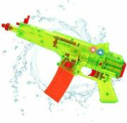 Battery Operated Motorized Automatic Electric Super Water Gun Soaker Blaster ...