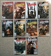 All-star Western 1-10 Set New 52 Nm 2011 Jonah Hex Night Of The Owls