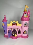 Disney Princess Musical Dancing Palace Little People Fisher Price Songs Works