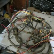 1961 1962 1963 Ford Thunderbird Complete Engine Wiring Harness Firewall Oem