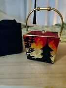 Kathrine Baumann Chinese Takeout Limited Edition Clutch Minaudiere