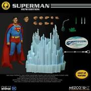 Mezco One12 Collective Superman - 1978 Edition Christopher Reeve Mib Sealed