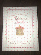 Vintage 1998 Heart Of The Home Ring-bound Keepsake Address Book By Susan Branch