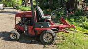 Toro Groundsmaster 345 Tractor Only 770 Hours Ford Vsg-413 Engine
