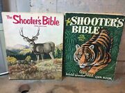 """2 Vintage Stogers """" The Shooter's Bible"""" Catalogs No. 47 + No. 51 - 1956 And 1960"""