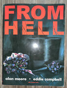 From Hell By Alan Moore And Eddie Campbell {1999, Paperback, 1st Collected Ed} Ln