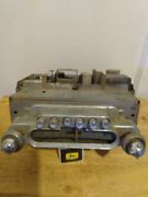 Ford By Motorola 3mf Push Button Am Car Tube Radio 1950s Parts And Repair