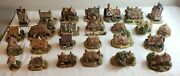 Lilliput Lane Cottages - 26 Total - Great Condition - Large Variety