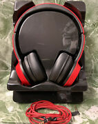 ⚡️monster N Tune Colour It Loud Headphones - New Condition With Beats Aux Cable