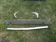 Chevrolet Corvette Grill And Trim 1963 And 1964