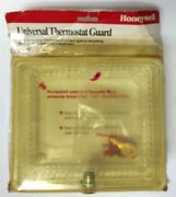 Honeywell Cg511a Clear Plastic Universal Locking Thermostat Cover Guard