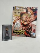 Dc Super Hero Collection Eaglemoss Hand Painted Figure And Book - Wondergirl 117