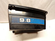 Mercury 110 9.8 H.p. Used Oem Trim Lower Cover As Shown Ships Out Fast