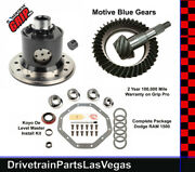 Grip Pro Posi By Richmond / Powertrax 4.56 Ratio Ring Pinion And Master Kit Best