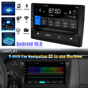 9 Android 10.1 Carplay Touch Screen Wifi 4g Car Stereo Fm Radio Gps Mp5 Player