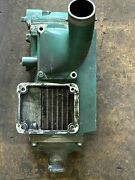 Volvo Penta D Series D6-370 Charge Air Cooler W/ Elbow 3582786