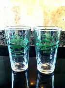 One Pair Of New Dogfish Head Craft Brewed Ales 16oz One Pint Glasses Fs