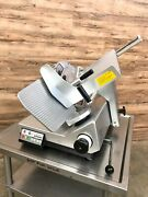 Bizerba Se12d Automatic Meat Slicer 120 V Phase 1 Made In Germany