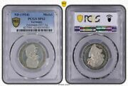 Germany 1914 Satirical Medal 1 Grade Pcgs Sp62 French Russians English Belgians
