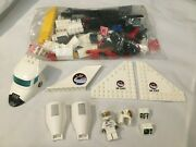 Lego City 3367 Space Shuttle 100 Complete
