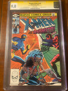 Uncanny X-men 150 10/81 Cgc 9.8 White Ss Stan Lee And Claremont Magneto Nice
