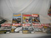 Lot Of 70 Trains Magazines Mixed Years
