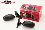 Gt2 Mirror Real Carbon Manual Adjust Lhd For Bmw 3 E46