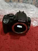 Canon Eos Rebel Xti 10.1mp Digital Slr Camera - Body Only Must Read